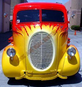 Truck Custom Paint 2115