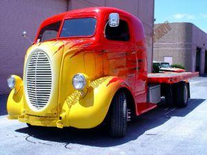 Truck Custom Paint 2116