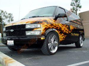 Truck Custom Paint 2118