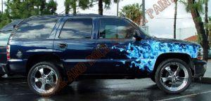 Truck Custom Paint 2120