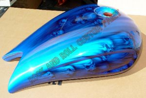 Victory Motorcycles Custom Paint 2126