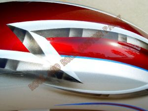Victory Motorcycles Custom Paint 2154