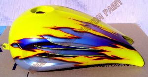 Victory Motorcycles Custom Paint 2193