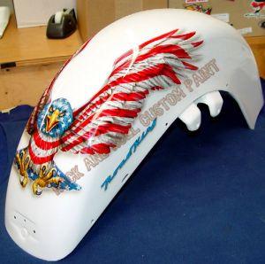 Americana Custom Paint 232