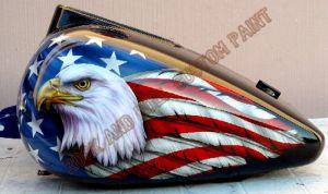 Americana Custom Paint 238