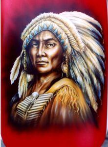 Americana Custom Paint 247