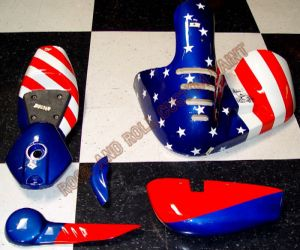 Americana Custom Paint 254