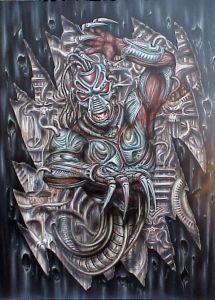 Art Panels Custom Paint 1217