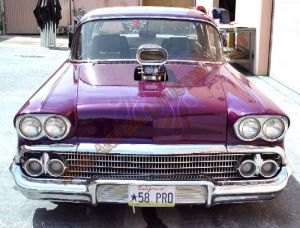 Auto Custom Paint 1185
