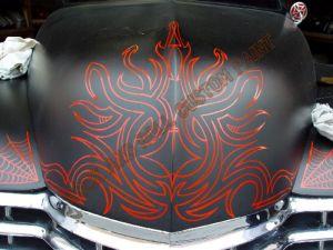 Auto Custom Paint 1206