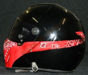 Bandana Set Custom Paint 2238