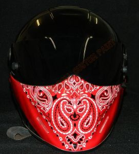Bandana Set Custom Paint 2239