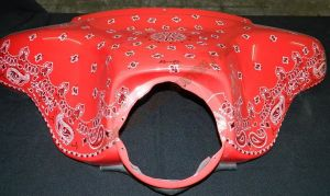 Bandana Set Custom Paint 2249