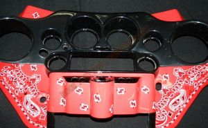 Bandana Set Custom Paint 2253