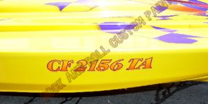 Boats Custom Paint 1238