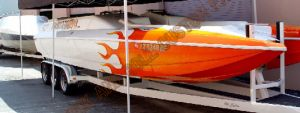 Boats Custom Paint 1244