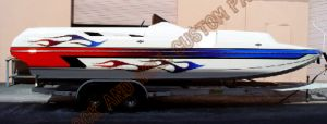 Boats Custom Paint 1246