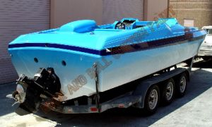 Boats Custom Paint 1251