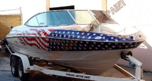 Boats Custom Paint 1253