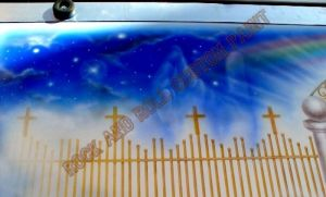 Christian Custom Paint 402
