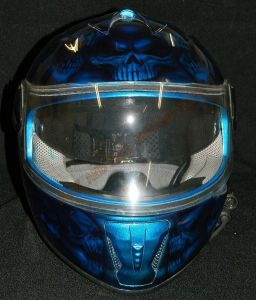 Helmet Custom Paint 2415
