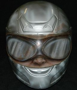 Helmet Custom Paint 2425