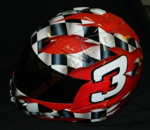 Helmet Custom Paint 2428