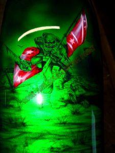 LED Custom Paint 784