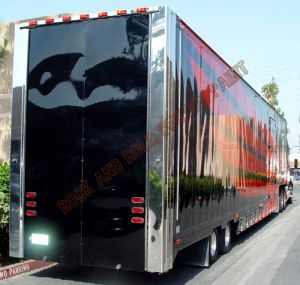 RV And Trailer Custom Paint 1374
