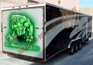 RV And Trailer Custom Paint 1400