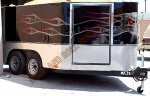 RV And Trailer Custom Paint 1403