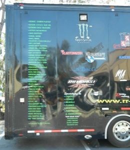 RV And Trailer Custom Paint 2437