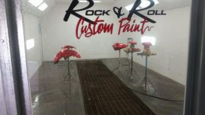 Rock And Roll Custom Paint 2209