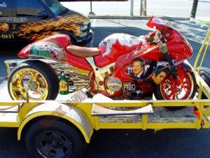 Sport Bikes Custom Paint 1753