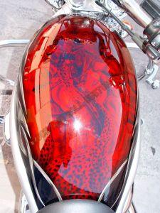 Theme Bikes Custom Paint 2011