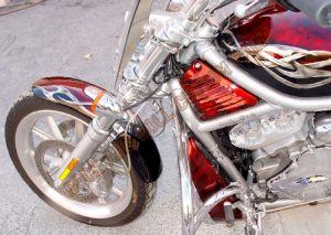Theme Bikes Custom Paint 2012