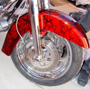 Theme Bikes Custom Paint 2025