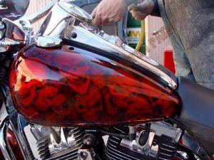 Theme Bikes Custom Paint 2027