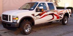 Truck Custom Paint 2108