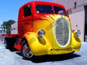 Truck Custom Paint 2114