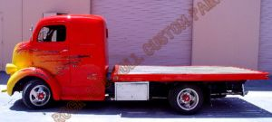 Truck Custom Paint 2117