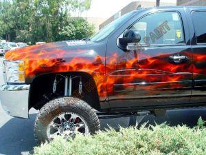 Truck Custom Paint 2444