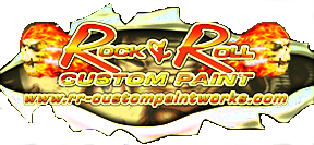 Rock and Roll Custom Paint Works